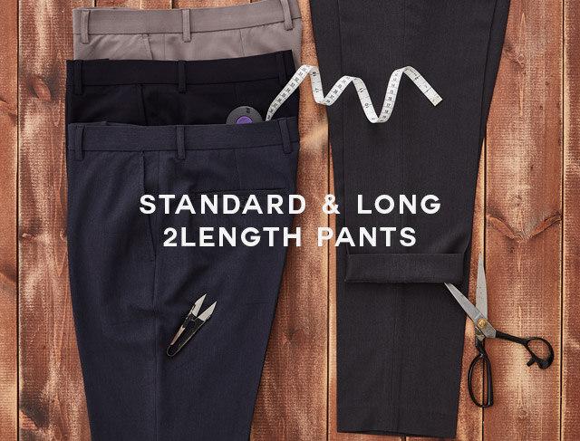 SHORT & LONG 2LENGTH PANTS
